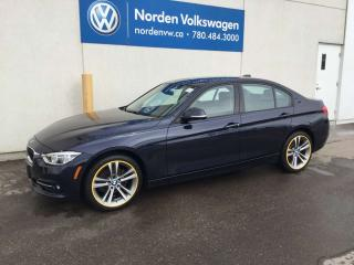 Used 2016 BMW 3 Series 320i xDrive AWD - LEATHER / NAVI / SUNROOF for sale in Edmonton, AB