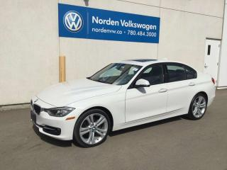 Used 2015 BMW 3 Series 328i xDrive AWD - LEATHER / SUNROOF / NAVI for sale in Edmonton, AB