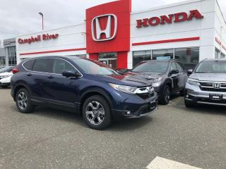 Used 2019 Honda CR-V EX-L AWD - Sunroof - Leather Seats for sale in Campbell River, BC