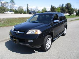 Used 2006 Acura MDX w/Touring Pkg for sale in Abbotsford, BC