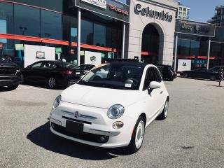 Used 2015 Fiat 500 C LOUNG for sale in Richmond, BC