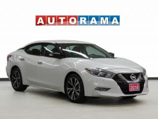 Used 2016 Nissan Maxima SV NAVIGATION BACKUP CAM LEATHER for sale in Toronto, ON