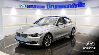 Used 2013 BMW 3 Series XDRIVE + GARANTIE + 68 691 KM + MODERN L for sale in Drummondville, QC