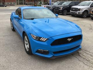 Used 2017 Ford Mustang V6 | Coupe | Bluetooth for sale in Harriston, ON