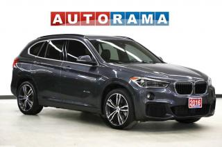 Used 2016 BMW X1 XDRIVE28i BLUETOOTH LEATHER SUNROOF for sale in Toronto, ON