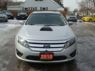 Used 2010 Ford Fusion SE with Sunroof for sale in Ajax, ON