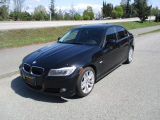 Used 2011 BMW 3 Series 323i for sale in Surrey, BC