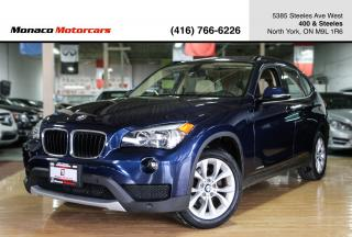 Used 2013 BMW X1 xDrive28i - NAVI|PANO|BACKUPSEN|2xRIM&TIRE for sale in North York, ON