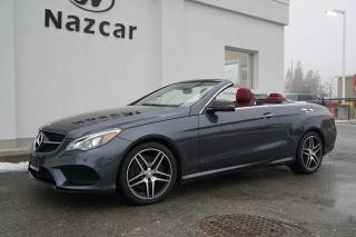 Used 2016 Mercedes-Benz E-Class E 400 for sale in East Gwillimbury, ON