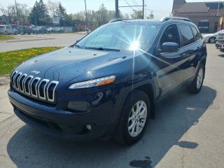 Used 2015 Jeep Cherokee North for sale in North York, ON