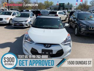 Used 2016 Hyundai Veloster for sale in London, ON