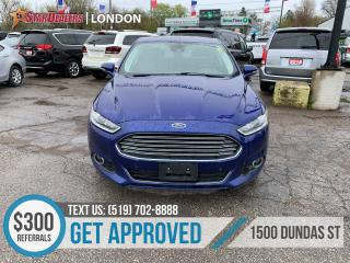 Used 2014 Ford Fusion Titanium | AWD | LEATHER | ROOF | NAV for sale in London, ON