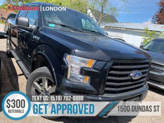 Used 2016 Ford F-150 XLT | 1OWNER | NAV | 4X4 | RUNNING BOARDS for sale in London, ON