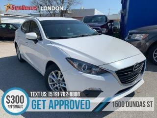 Used 2015 Mazda MAZDA3 GS | HEATED SEATS | 1 OWNER for sale in London, ON