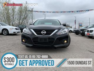 Used 2018 Nissan Altima for sale in London, ON