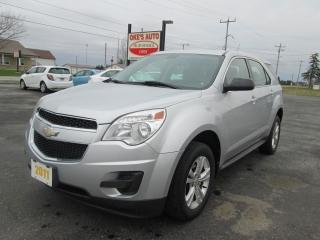 Used 2011 Chevrolet Equinox LS 2WD for sale in Alvinston, ON