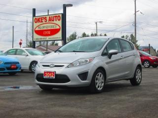 Used 2012 Ford Fiesta SE Hatchback for sale in Alvinston, ON