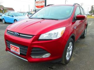 Used 2014 Ford Escape SE FWD for sale in Alvinston, ON