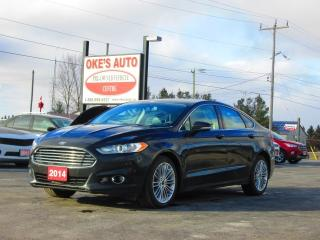 Used 2014 Ford Fusion SE for sale in Alvinston, ON