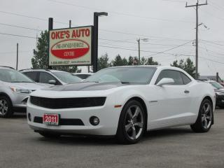 Used 2011 Chevrolet Camaro LT1 Coupe for sale in Alvinston, ON
