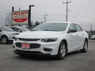 Used 2016 Chevrolet Malibu LS for sale in Alvinston, ON