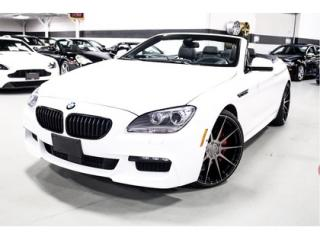 Used 2014 BMW 6 Series 650i xDrive   M-SPORT   CONVERTIBLE for sale in Vaughan, ON