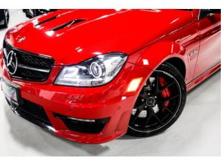 Used 2015 Mercedes-Benz C-Class C63  507HP   AMG    LOW KM for sale in Vaughan, ON