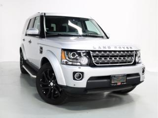 Used 2016 Land Rover LR4 HSE   7 PASSENGER    NAVIGATION   BACKUP CAMERA for sale in Vaughan, ON