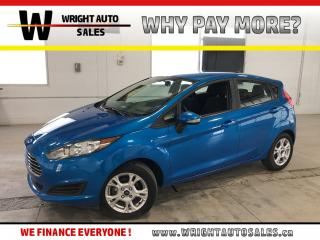 Used 2015 Ford Fiesta SE|LOW MILEAGE|HEATED SEATS|BLUETOOTH|36,930 KM for sale in Cambridge, ON