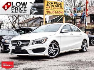Used 2016 Mercedes-Benz CLA-Class AllPowerOpti*AWD*Navi*Camera*BlindSpot* for sale in Toronto, ON