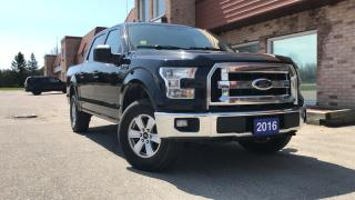 Used 2016 Ford F-150 XLT 3.5L V6 REVERSE CAMERA for sale in Midland, ON