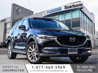Used 2019 Mazda CX-5 0.99%FINANCE|CPO|GT|AWD|1 OWNER|CLEANCARFX for sale in Scarborough, ON
