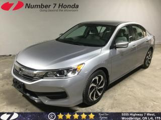 Used 2017 Honda Accord LX| Backup Cam| Bluetooth| 6-Speed Manual| for sale in Woodbridge, ON