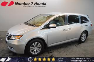 Used 2015 Honda Odyssey EX| Backup Cam, Bluetooth, DVD! for sale in Woodbridge, ON
