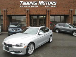 Used 2015 BMW 3 Series 328i xDrive AWD | NAVIGATION | LEATHER | SUNROOF | REAR CAM for sale in Mississauga, ON