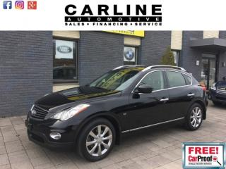 Used 2015 Infiniti QX50 AWD 4dr Journey for sale in Nobleton, ON