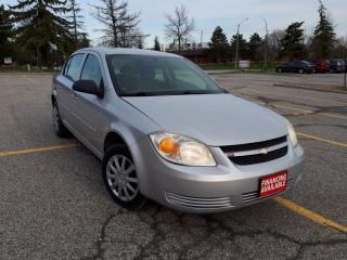 Used 2007 Chevrolet Cobalt 4DR SDN LS for sale in Mississauga, ON