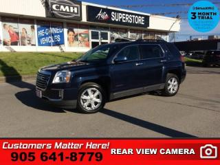 Used 2017 GMC Terrain SLE-2  AWD HS CAM BS P/SEAT PREM-AUDIO REMOTE for sale in St. Catharines, ON