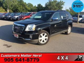 Used 2017 GMC Terrain SLE-2  AWD HS CAM BS P/SEAT REMOTE START for sale in St. Catharines, ON