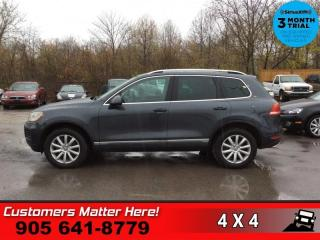 Used 2012 Volkswagen Touareg Highline  DIESEL NAV PANO-ROOF CAM for sale in St. Catharines, ON