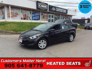 Used 2014 Hyundai Elantra GL  AUTO A/C POWER GROUP HS for sale in St. Catharines, ON