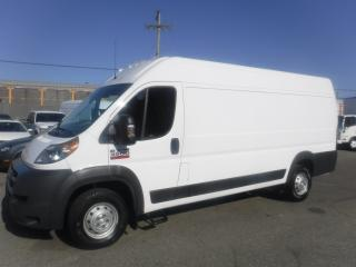 Used 2015 RAM 3500 ProMaster 3 passenger High Roof Tradesman 159-in. WB Ext Cargo Van Extended Eco Diesel for sale in Burnaby, BC
