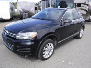 Used 2012 Volkswagen Touareg Comfortline TDI Diesel for sale in Burnaby, BC