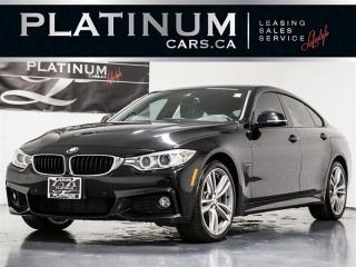 Used 2017 BMW 4 Series 440i xDrive Gran Coupe, M-SPORT, NAVI, HEADS UP for sale in Toronto, ON