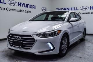 Used 2018 Hyundai Elantra GL Auto  - Heated Seats for sale in Thornhill, ON