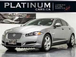 Used 2012 Jaguar XF Portfolio V8, NAVI, CAM, Heated Cooled LTHR, Wood for sale in Toronto, ON