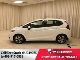 Used 2016 Honda Fit EX for sale in Calgary, AB