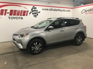 Used 2017 Toyota RAV4 Le Awd, Caméra De for sale in St-Hubert, QC
