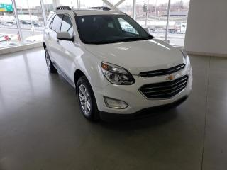 Used 2017 Chevrolet Equinox LT 4 portes à transmission intégrale ave for sale in Montréal, QC