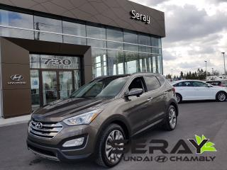 Used 2014 Hyundai Santa Fe Sport 2.0t Se, Mags, Toit for sale in Chambly, QC